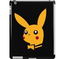 playboy pikachu iPad Case/Skin