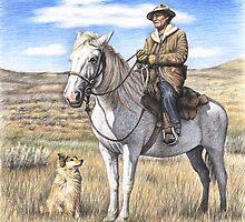 Montana Shepherd by Nicole Zeug