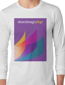 Dean Design Corporate Printing Long Sleeve T-Shirt