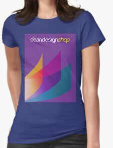 Dean Design Corporate Printing Womens Fitted T-Shirt