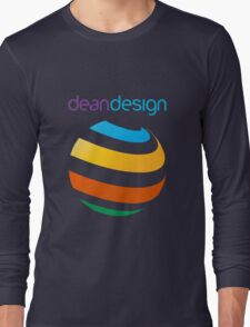 Dean Design Corporate Branding Long Sleeve T-Shirt