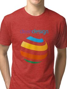Dean Design Corporate Branding Tri-blend T-Shirt