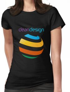 Dean Design Corporate Branding Womens Fitted T-Shirt