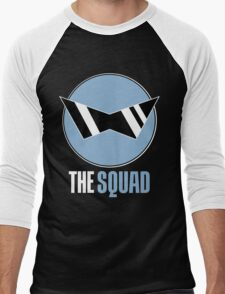 Squirtle Squad Men's Baseball ¾ T-Shirt