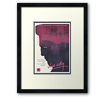 Vice City Framed Print