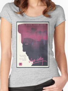 Vice City Women's Fitted Scoop T-Shirt