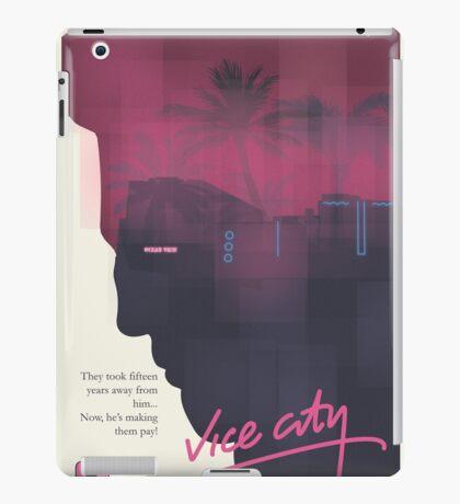 Vice City iPad Case/Skin