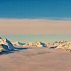 Sea of Cloud by Ryan Davison Crisp