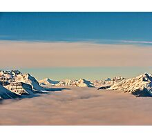Sea of Cloud Photographic Print