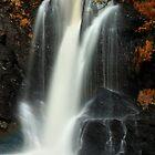 Inversnaid Waterfall by Don Alexander Lumsden (Echo7)