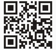 possibly the most important QR code on earth by Phinq