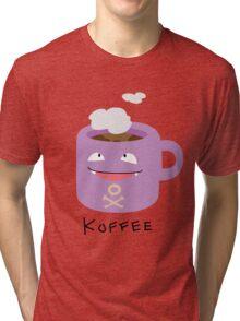 Koffee Tri-blend T-Shirt