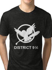 District 9 3/4 Tri-blend T-Shirt