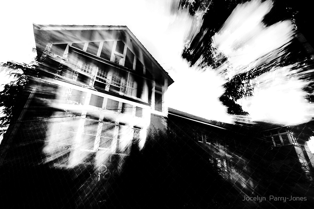 Time warp by Jocelyn  Parry-Jones