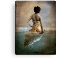 Hear me calling Canvas Print