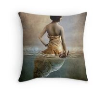 Hear me calling Throw Pillow