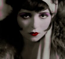 The Great Clara Bow by unclecletus