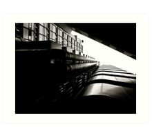 The Lloyds Building, London Art Print