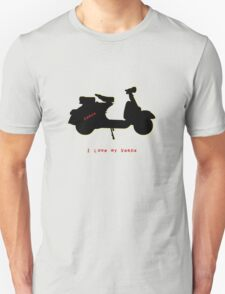 I love my vespa T-Shirt