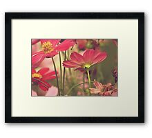 Stand up! girls...Sold, Got explore Featured, Got 3 Featured Works Framed Print