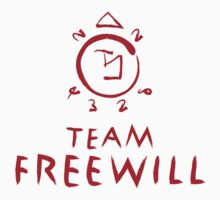 Team Freewill by lemon-skies