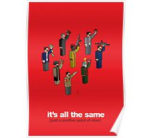 All the Same.... Poster