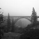 The Foggy Bridge by CherylBee