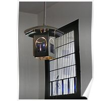 Mackintosh Lightshade & Window Poster