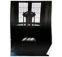 Mackintosh Chair Poster