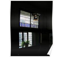 Mackintosh Lightshade & Window (2) Poster