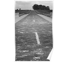 Route 66 - Brick Highway Poster