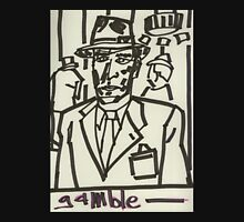 """Drawing: """"Film Noir IV (2014) (Born to Kill)"""" by artcollect Unisex T-Shirt"""