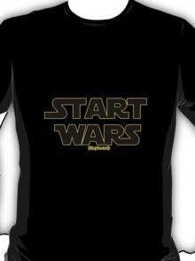Start Wars (they're cool) Star wars spoof T-Shirt