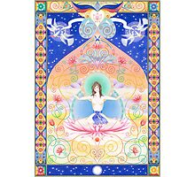 White Tara - Wisdom Photographic Print