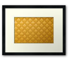 Wall Lux Framed Print