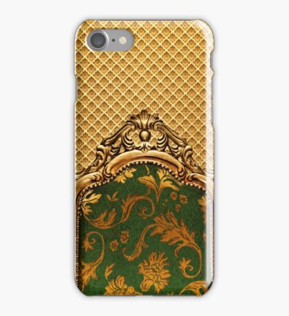 Cha Lux iPhone Case/Skin
