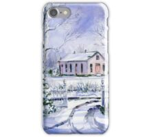 Old Lipscomb Elementary School iPhone Case/Skin
