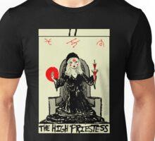 Tarot: The High Priestess Unisex T-Shirt
