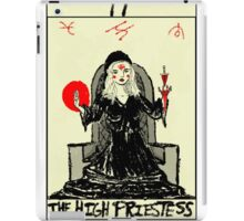 Tarot: The High Priestess iPad Case/Skin