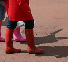 Walkin' Wellies by RSMphotography