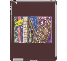 Drawing: Film Noir V (2014) iPad Case/Skin