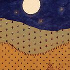 Harvest Moon #3 by Lynn Evenson