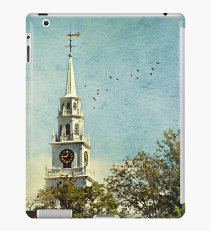 The Congregational Church of Middlebury iPad Case/Skin