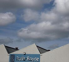 Ruling The Skies, Rolls-Royce, East Kilbride by MagsWilliamson