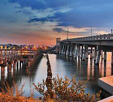 Bridge to Englewood by katievphotos