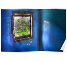 Room Azure Poster