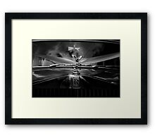 Decadence, (with breasts & bondage) Framed Print
