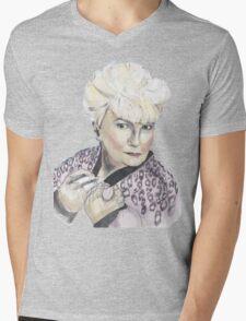 The Front Bottoms: Rose Mens V-Neck T-Shirt