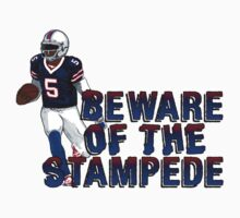 Tyrod Taylor - Buffalo Bills One Piece - Short Sleeve