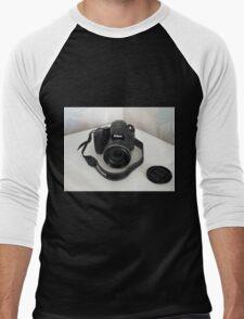 My New Camera Men's Baseball ¾ T-Shirt